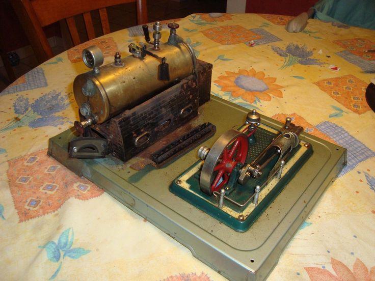 30 best vintage steam engines model toys images on pinterest steam engine economic model and. Black Bedroom Furniture Sets. Home Design Ideas