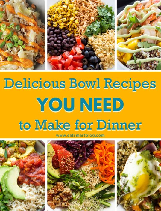 These bowls are easy to make, packed with nutrition, and they look amazing. Try these recipes out now.