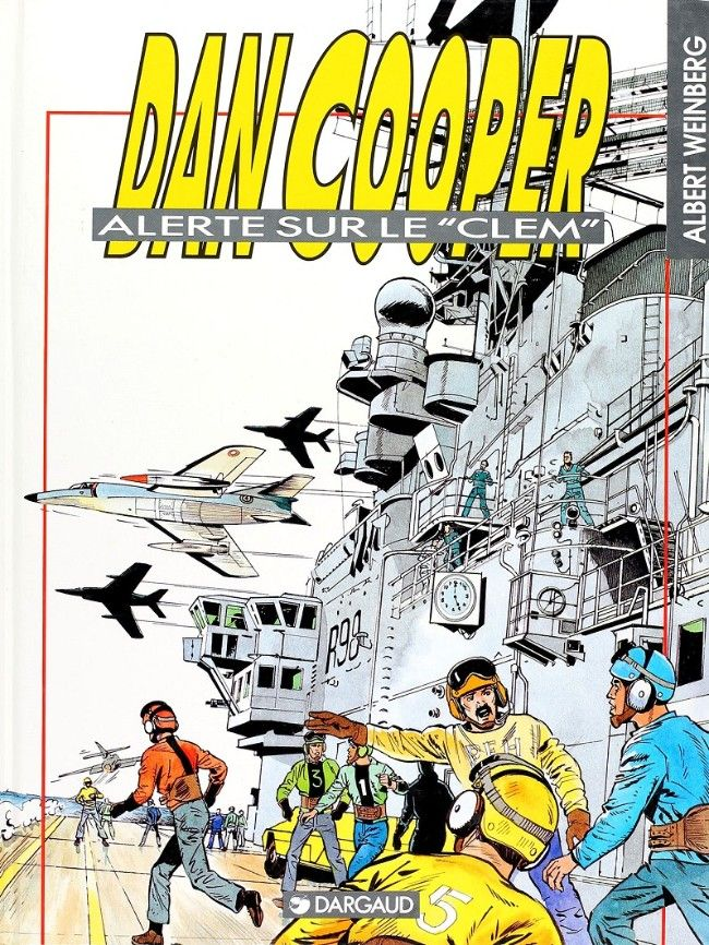 les aventures de dan cooper bd - Google Search