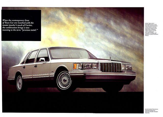 Lincoln Town Car 1991