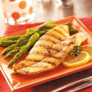 A good, easy fish recipe. Added smoked paprika to the spice blend. Would be good on cod too! ****4 stars. Herbed Orange Roughy Recipe | Taste of Home Recipes