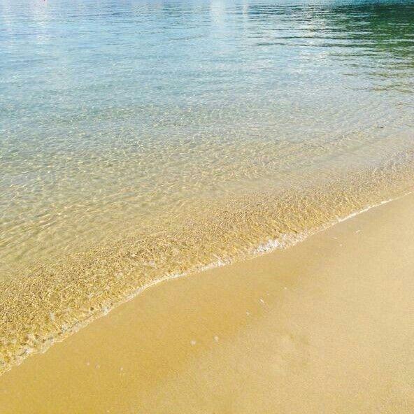 Sea colors..