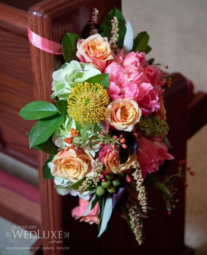 Wedding Flowers Too Expensive : Best images about wedding church decorations on