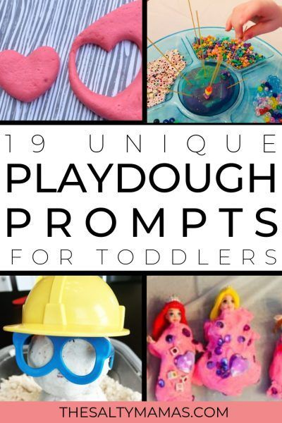 Best Homemade Playdough for Toddlers