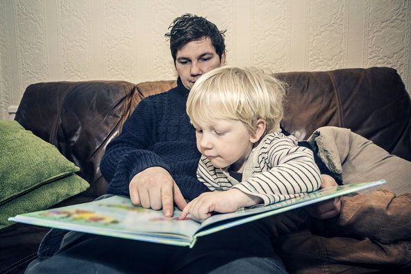 Bedtime Stories for Young Brains - from The New York Times- how early the brain lights up when you start reading to young children.