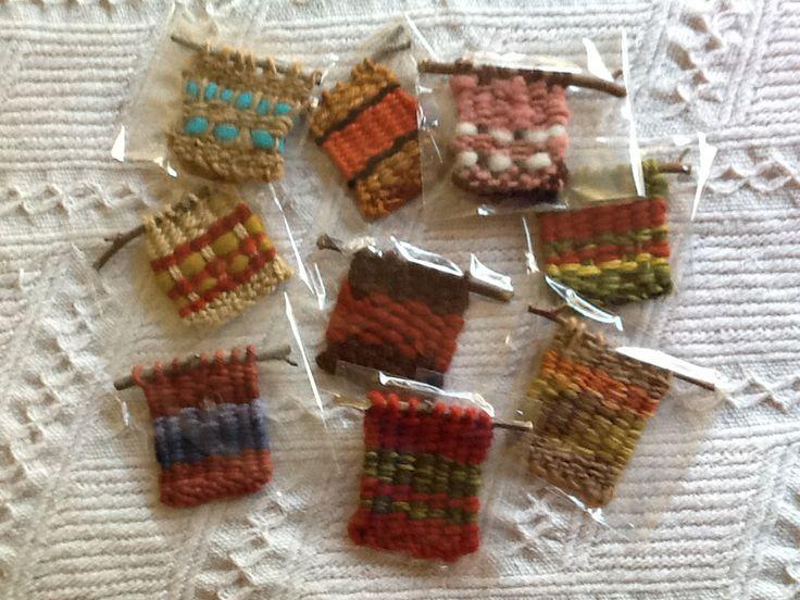 Mini textiles ,magnetos