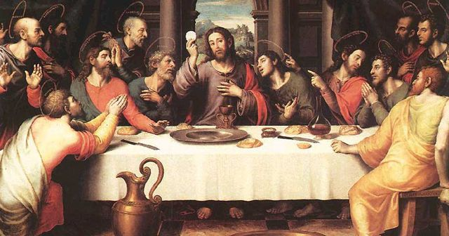 The feast of Maundy (or Holy) Thursday solemnly commemorates the institution of the Eucharist and is the oldest of the observances peculiar to Holy Week. It is the beginning of the Holy Easter Triduum.