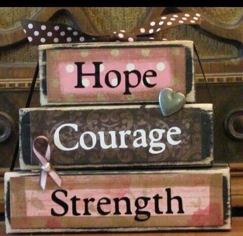 #Breast #cancer #hope #courage #strength #oneillgirls #gopink