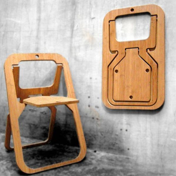 chaises pliantes, une chaise exceptionnelle
