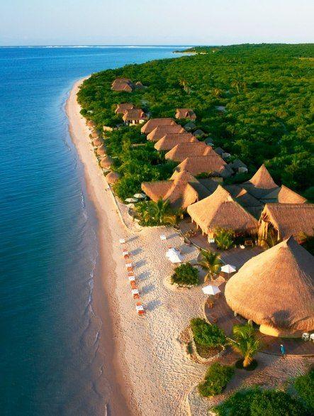 South Africa's Azura Benguerra resort