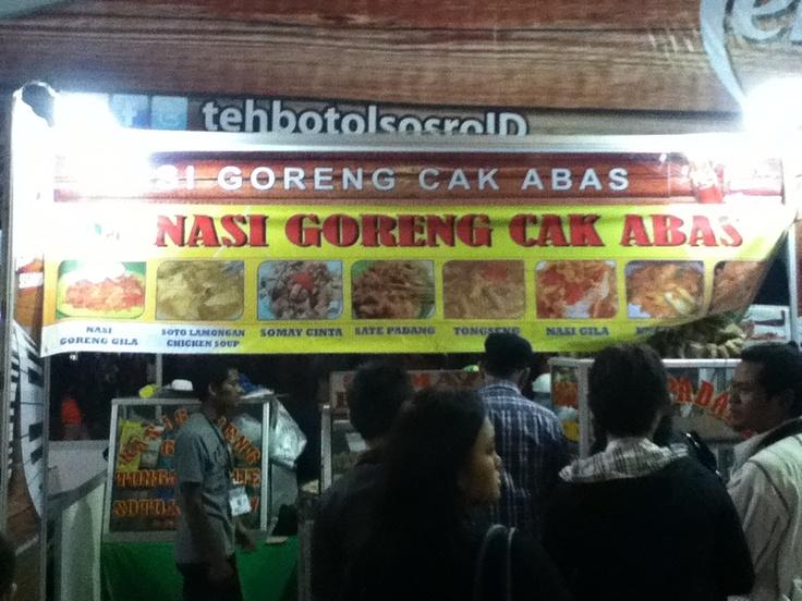 Nasi goreng paling mahal di Indonesia