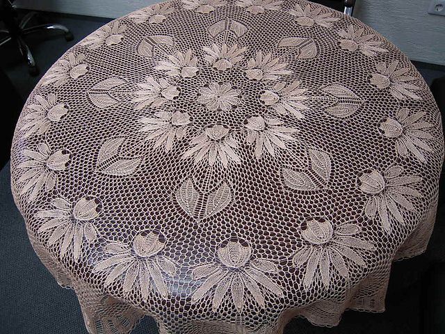 Ravelry: Tablecloth 294/06 pattern by Herbert Niebling