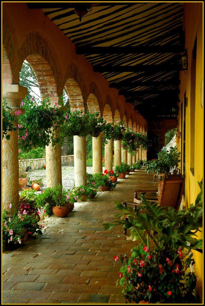 Dream Veranda. Paipa, Boyaca, Colombia. February 19, 2009. Mucho más sobre nuestra hermosa Colombia en www.solerplanet.com