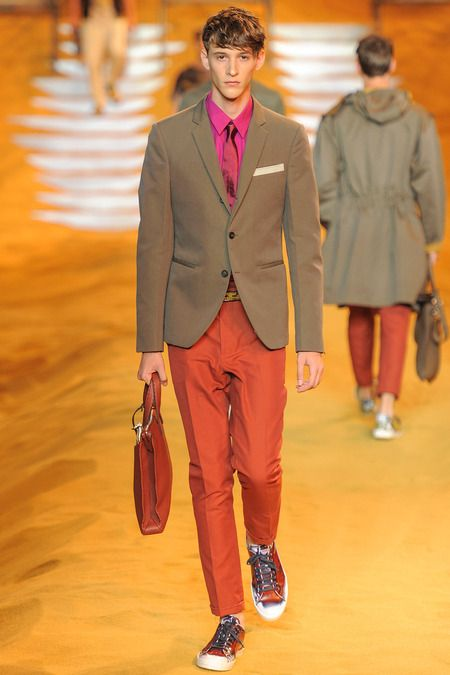 Fendi - Milan Fashion Week - SS2014