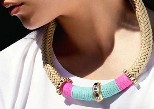 catalogo stradivarius accesorios collares 2014