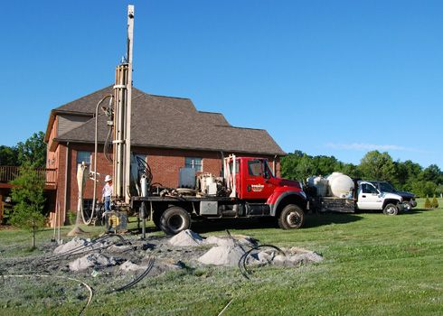 1000 images about geothermal heating systems on pinterest for Alternative heating systems for homes