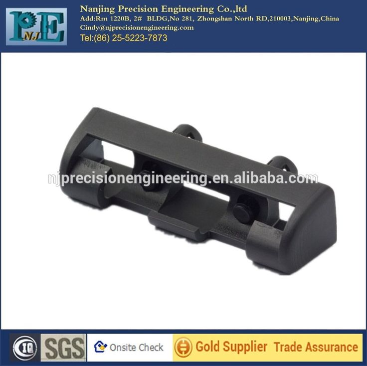 Nanjing custom precision microphone frame plastic injection molding