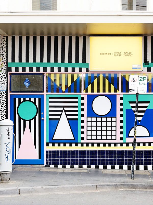 Interview · Camille Walala - The Design Files
