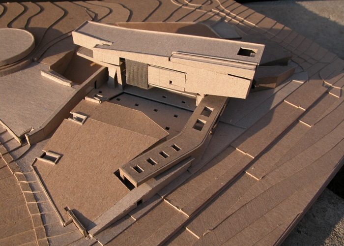 Exploratory Science Museum - Campinas      plexus r+ d