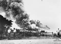 The Japanese bombing of Darwin and northern Australia