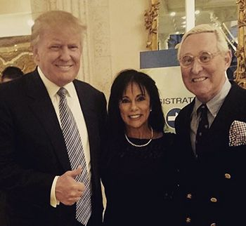 Roger Stone - [umm folks -- he did it] In the months before Election Day, a confidante and political consultant for Donald Trump was in contact with the Russian hacking group that U.S. intelligence officials have accused... TSG 03/08/17