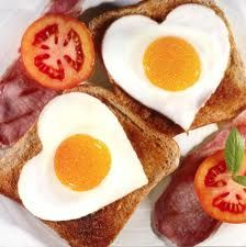 All you need is love.... and eggs!