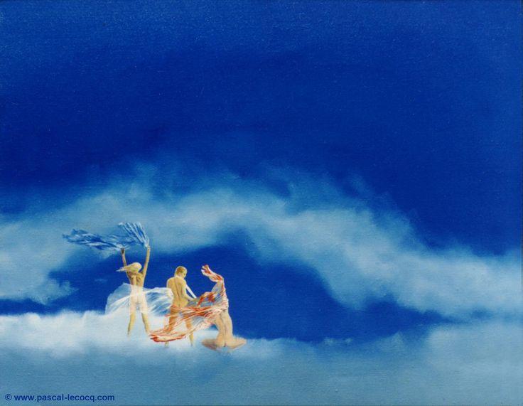 Happy Bastille Day but there are still Bastille to storm. COULEURS DE LA LIBERTE - Colors of Freedom - oil on canvas by Pascal Lecocq The Painter of Blue  18x22 46x55cm 1989 lec199 priv.coll.Champagne sur Seine France.  Pascal Lecocq  #sansculotte #1789 #bastilleday #frenchrevolution #art #blue #painterofblue #painting #painter #artist #contemporaryartcurator #artstack #artcartridge #artcollectae #glarify #theartdex #in #pint.
