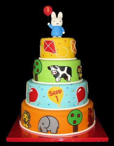 Nijntje cake