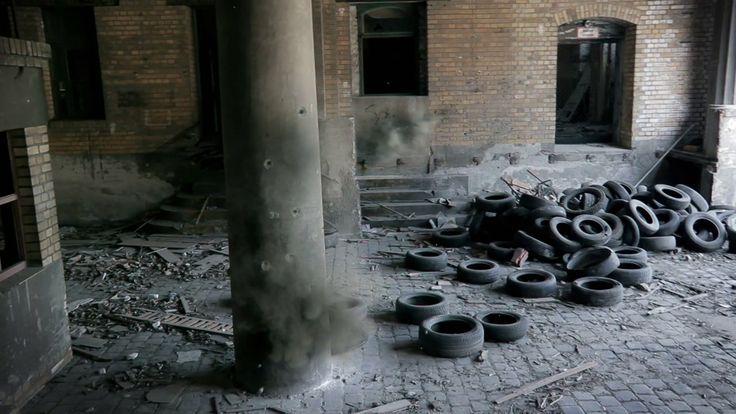 Houdini - Bullet Impacts / Breakdown on Vimeo