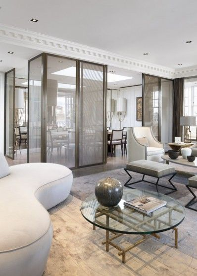 LONDRES - EATON PLACE - DUPLEX | LONDON - EATON PLACE - DUPLEX Jean Louis Deniot