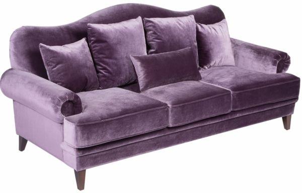 Метки: Большие диваны.              Материал: Ткань, Дерево.              Бренд: MHLIVING.              Стили: Арт-деко, Классика и неоклассика.              Цвета: Сиреневый.