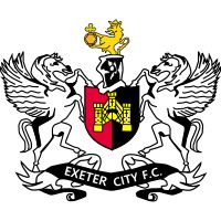 Exeter City  English League Two