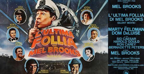 Silent Movie 1976 In 2019 Film Mel Brooks Pinterest Movie
