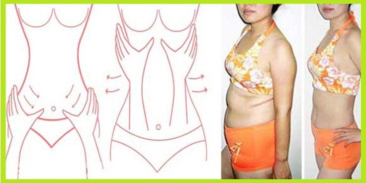 Masajee su Estómago de esta manera y elimine 6 pulgadas de grasa del vientre en solo 4 días!Su vientre se ve grande, debido a la deposición de grasa y al agua retenida en su interior. Este masaje estimulará las células de la piel en su vie...