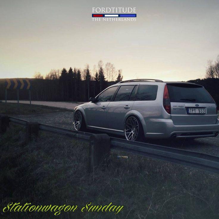 Ford Mondeo Mk3 ST220 Wagon Estate #Mondeo #Mk3 #Wagon #ST220
