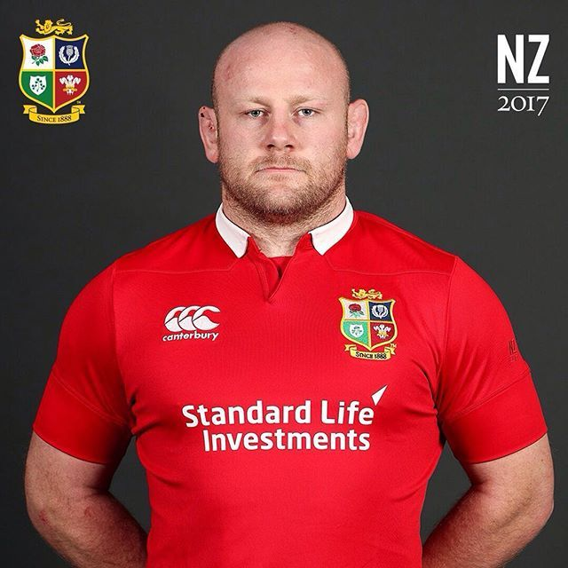 Congratulations to Leicester Tigers prop Dan Cole announced for a second Tour, having made nine appearanes in 2013 #AllForOne #LionsNZ2017 #Lions #LionsRugby #Rugby #Rugbygram