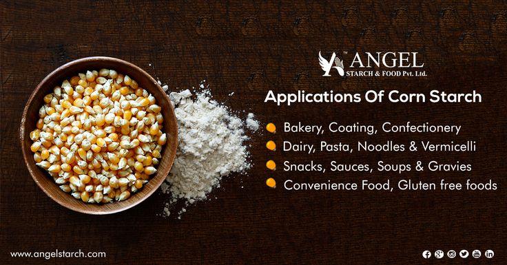Corn Starch Starch foods, Food, Starch