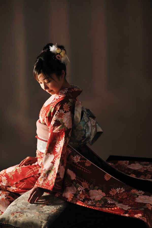 Japanese beauty by Takeshi Mano, via 500px