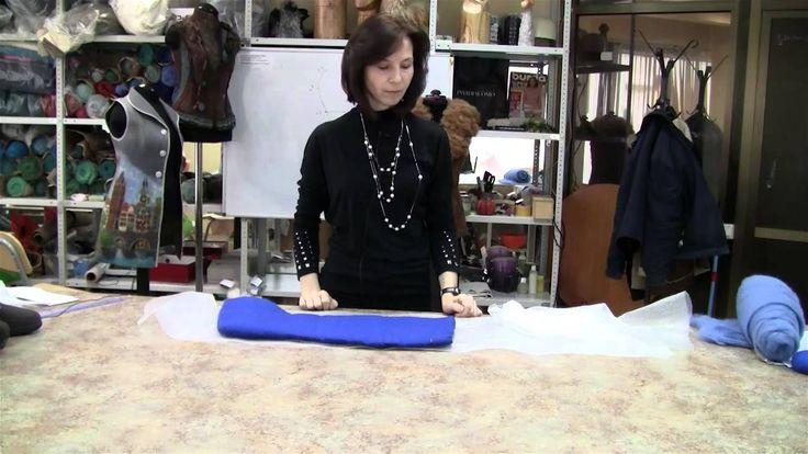Трансформация шерсти: валяем сапожки