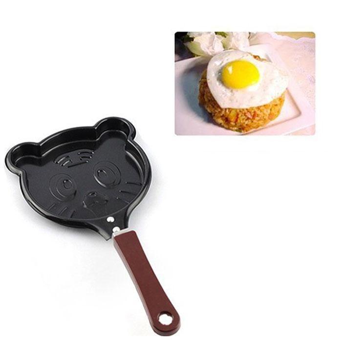 Nordic Home kitchen Breakfast Omelette Pans Pancake Egg Fryer Skillet Mini Frying Pan Cookware Non-Stick So Cute Fryer Egg Pan   – SHOPEE SHIPEE YIPEE