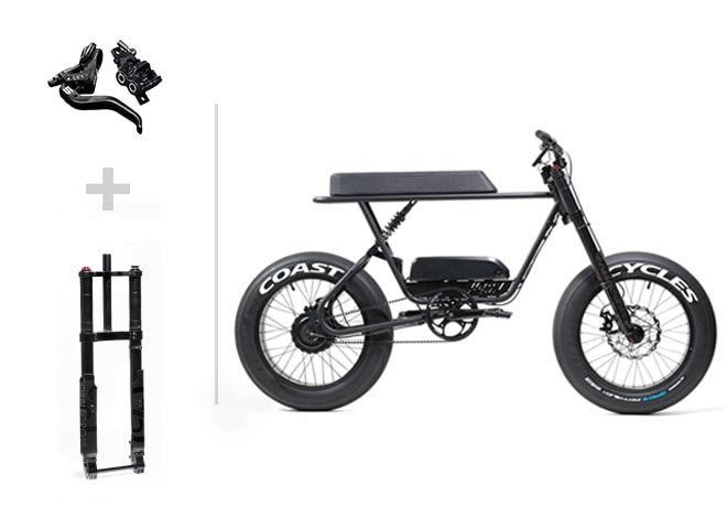 Buzzraw X Ultimate Commuter E Bike Indiegogo Ebike Bike Electric Bike
