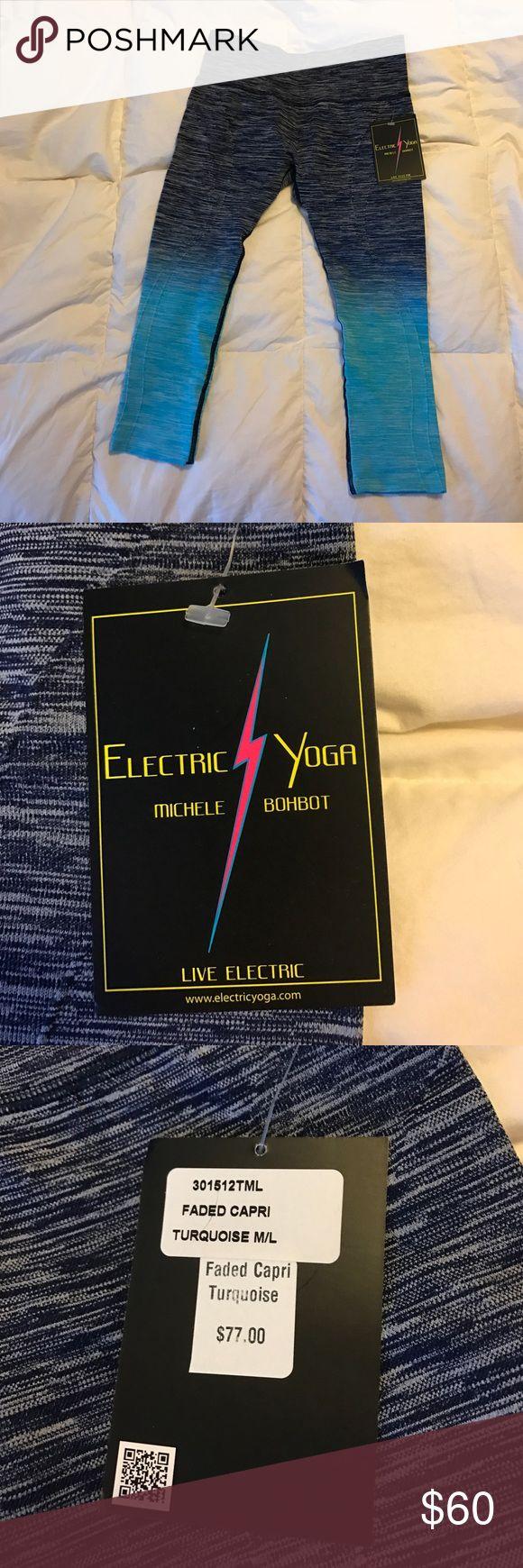 Electric Yoga capris Super soft yoga Capri by Electric Yoga Electric Yoga Pants Capris