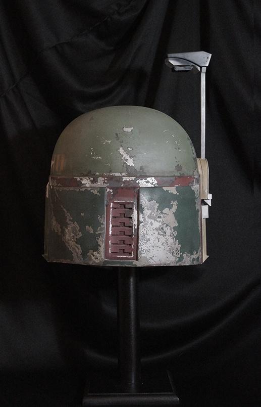 ESB Boba Fett Helmet (Back)