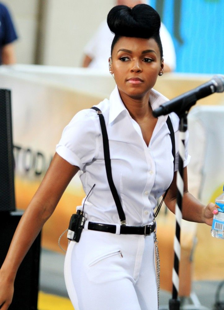 31 Best Images About Janelle Monae On Pinterest Wedding