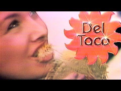 Rare Commercial Vault: Del Taco (1981-1080p) - YouTube