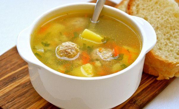 Чтобы желудок работал как часы: 5 лучших супов для улучшения работы пищеварительной системы!   hohotown.fun
