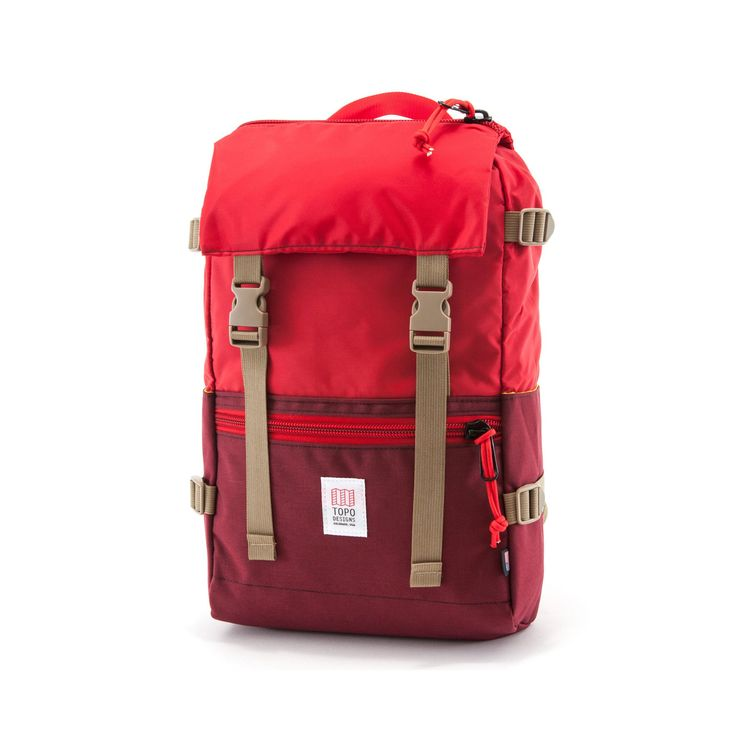 Rover Pack Rucksack Backpack   Topo Designs - Made in Colorado, USA   Topo…