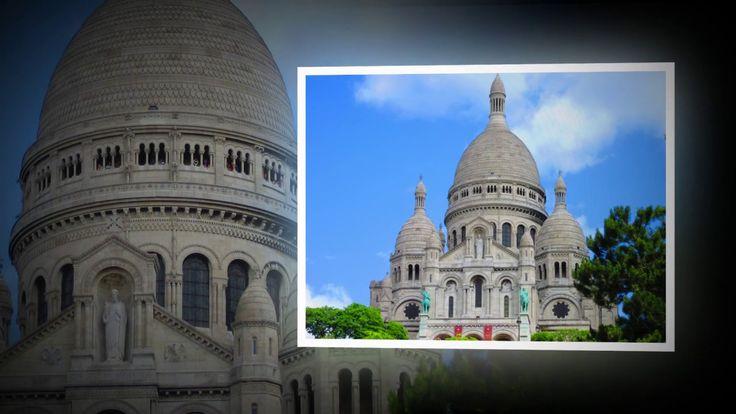 PARIS JE T'AIME /  TE AMO PARÍS Slideshow HD mp4