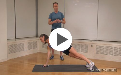 New York City based sports medicine physician, Dr. Jordan Metzl demonstrates his IronStrength full body workout.