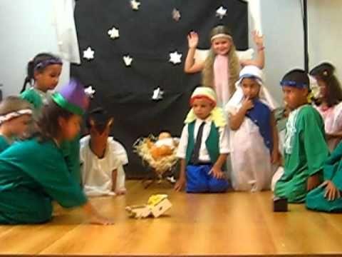Encenação do Nascimento de Jesus
